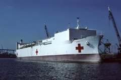 Thumbnail Image for USNS Mercy