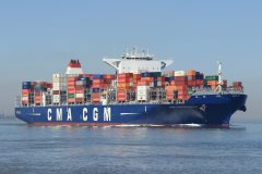 Thumbnail Image for CMA CGM Niagara
